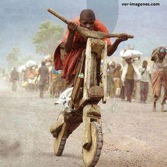 Home Made Wooden Bicycle Bike #bicycles, #bicycle, #pinsland, https://apps.facebook.com/yangutu
