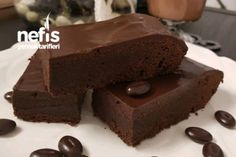 Original Brownie (Full Size) – Delicious Recipes – About Healthy Desserts Food Picks, Mary Berry, Yummy Cakes, Finger Foods, Oreo, Cheesecake, Food And Drink, Cooking Recipes, Yummy Food