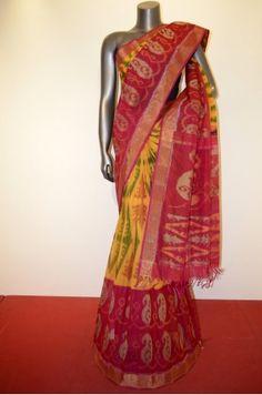 Special Pochampally Pure Silk Cotton Saree Brand: Janardhan silks Product Code: AC212145 Price: ₹4,450 #Wedding #Kanchipuram #Kanjivaram #Kanjeevaram #Designersarees #Ethnicwear #Exclusivedesign #India # Saree fashion #Sari #Beautiful Saree #wedding #bridalwear #indianwedding #designer #bridal #desi #indianfashion #partywear #ethnic #sarees #onlineshopping Sarees #indianbride #indianwear #Saree love #uk #usa # canada #traditional #gorgeous #bride #elegant