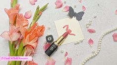 """Review & Swatches : L'Oreal Paris Colour Riche® Lipstick in shade Eva's Delicate Rose from Exclusive """"La Vie En Rose"""" Lipstick Collection  http://makeupoholics.blogspot.com/2016/07/review-swatches-loreal-paris-colour_17.html #PinkObsession #LorealParis"""