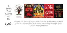 Smart and witty books recommended by Lisa