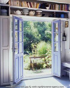 min lilla veranda: Nu längtar jag efter värme!!
