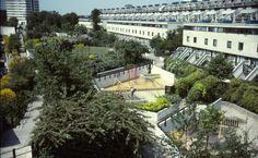 Alexandra Road Park  - Neave Brown - best social housing