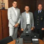 Plzeňský centrální obvod finančně podpořil Policii České republiky