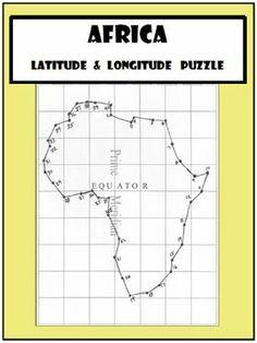 Online Scavenger Hunt - Latitude and Longitude Inferences (Webquest ...