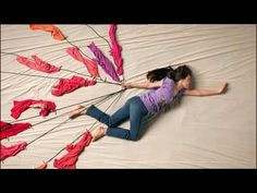 Target Dreaming Girl Commercial - Magnífic muntatge foto a foto! La idea ve d'un altre vídeo que també he penjat aquí.