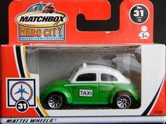 Model Matchbox Volkswagen Taxi