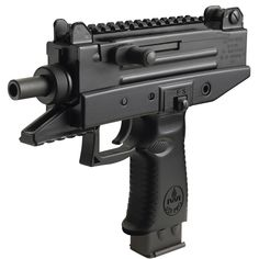 IWI US Inc., recently announced it will soon introduce two additions to the venerable UZI line. Two versions of the UZI PRO Pistol will be available in the US. The first is the basic UZI Pro pistol. Weapons Guns, Guns And Ammo, Revolver, 9mm Pistol, Submachine Gun, Fire Powers, Cool Guns, Assault Rifle, Self Defense