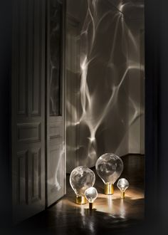 Ripple by Poetic Lab - lovely new light that casts rippling water like reflections. Bargain starting at $10K.