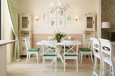 Интерьер дома в стиле прованс - Home and Garden