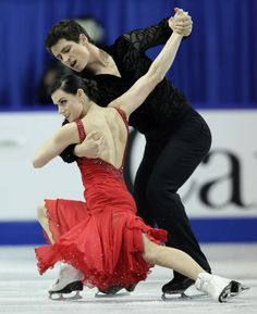 Will and tessa | Tessa Virtue and Scott Moir will perform during Sunday's Stars on ...