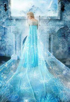 Elsa cosplay