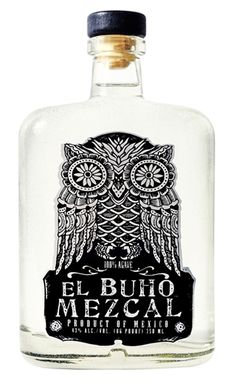 """He drinks the whiskey drink, he drinks """"The Owl"""" drink..."""