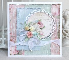 With roses - Scrapbook.com