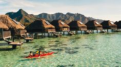 Tales of the South Pacific   Hilton Moorea, French Polynesia