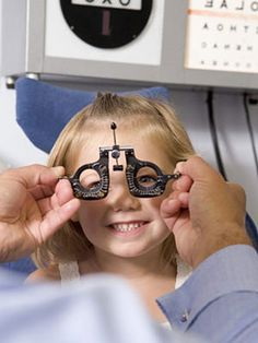 Learn the facts about the most common medical sight problem in #children— lazy eye!