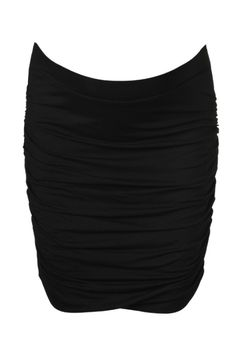 Ripe Maternity Delta Ruched Skirt - Black from Pregoli  #pregolipregnancy