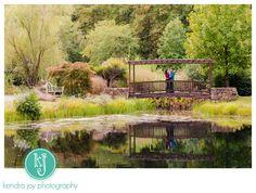 Meadowlark Botanical Garden Engagement Session, Vienna, VA Kendra Joy Photography