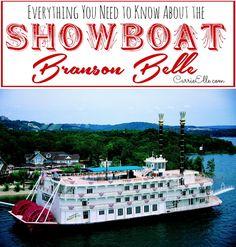 Branson, MO: Kids AND Adults will Love the Showboat Branson Belle! #ExploreBranson