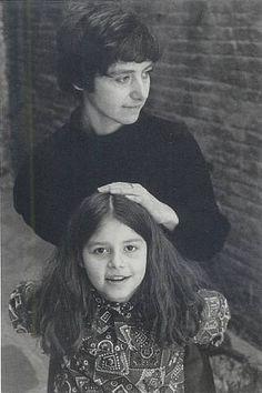 Diane Arbus and<br>Amy Arbus, New York City