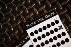 graphic calendar save the date_i like the idea but not really this one in particular.