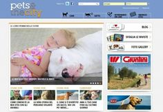 Pets & the City - Lavori | Acktel srl | Creative Web Solutions