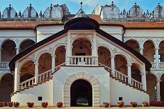 Santi Gucci - Zamek w Baranowie Sandomierskim 1591-1606, renesans