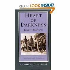 Critical essays on heart of darkness