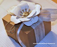 Neue Wochenangebote + eine Box mit 3D Blumen :-)
