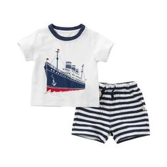 7dcf713a9 DB10466 dave bella summer baby boys fashion clothing sets casual short  sleeve suits children steamboat print clothes