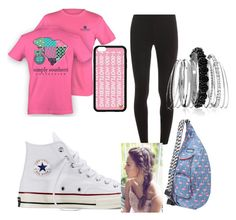 """""""Friday"""" by laneymhollander on Polyvore featuring Kavu, Splendid, Converse and Avenue"""