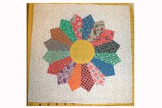 Take the Fuss Out of Making Dresden Plate Quilt Blocks