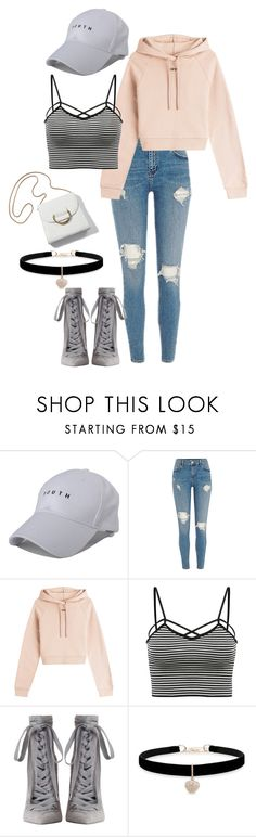 """""""Untitled #272"""" by nicolezooms ❤ liked on Polyvore featuring Off-White, Zimmermann and Betsey Johnson"""