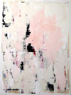 RESERVED Large original abstract painting big vertical