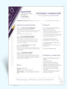 Telecharger exemple modele cv word original paysagistejpg - Grille salaire assistante de direction ...