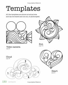 Quilling Art Templates to help with designs. Paper Quilling Cards, Arte Quilling, Paper Quilling Tutorial, Quilling Work, Paper Quilling Flowers, Paper Quilling Jewelry, Quilled Paper Art, Paper Quilling Designs, Quilling Craft