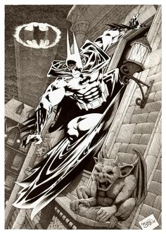 KELLEY JONES & GERHARD Batman Gotham by Gaslamp Comic Art