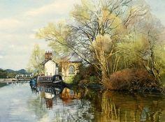 Brian Robinson   WATERCOLOR
