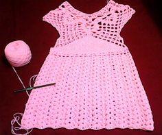 Lei's pink dress