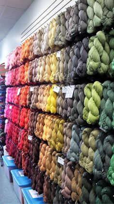Yarn! Could spend all day in there!!