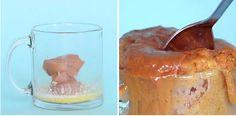 Cookie Butter Mug Cake 18 Holiday Mug Cakes Worth Feasting On Single Serve Desserts, Single Serving Recipes, Cookie Butter, Cookie Dough, Pumpkin Spice Cake, Dessert For Two, Mug Recipes, Chocolate Mug Cakes, Microwave Recipes