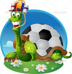 Vector Turtle Football Fan on Color Background  #GraphicRiver         vector turtle football fan on color background     Created: 17October13 GraphicsFilesIncluded: JPGImage #VectorEPS Layered: No MinimumAdobeCSVersion: CS Tags: Dachshund #aficionado #amateur #association #childhood #comic #cute #dane #expression #family #fan #flower #football #fun #funny #gift #grass #great #idiot #illustration #nice #race #shepherd #soft #stupid #supporter #team #tortoise #toy #vector