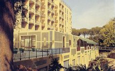 Hotel Parco dei Principi di Roma Italy (1961-64) | Gio Ponti