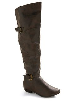Tall About Town Boot