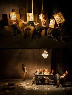 Mistrz i Małgorzata - Teatr Malabar Hotel