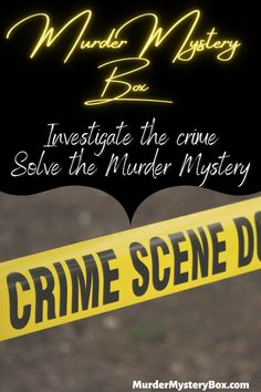 Investigate the crime. Solve the case. Everything you need to solve the mystery is in the box. Shipping is on us. MurderMysteryBox.com . . #mystery #murdermystery #murdermysterybox #mysterybox #adventure #clue #summertime #crime #sale #freeshipping #gift #giftideas #adventures #reading #books