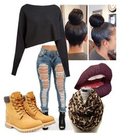 """""""Untitled #150"""" by vegasdoll143 on Polyvore featuring Fiebiger, Crea Concept and Timberland"""