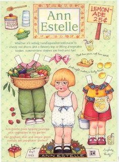 (⑅ ॣ•͈ᴗ•͈ ॣ)                                                            ✄Ann Estelle Summertime