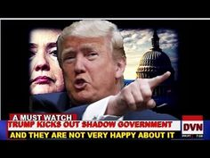 TRUMP KICKS OUT SHADOW GOVERNMENT from INFILTRATION - YouTube