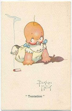 art Beatrice MALLET Advertising 1920 postcard Cigarette